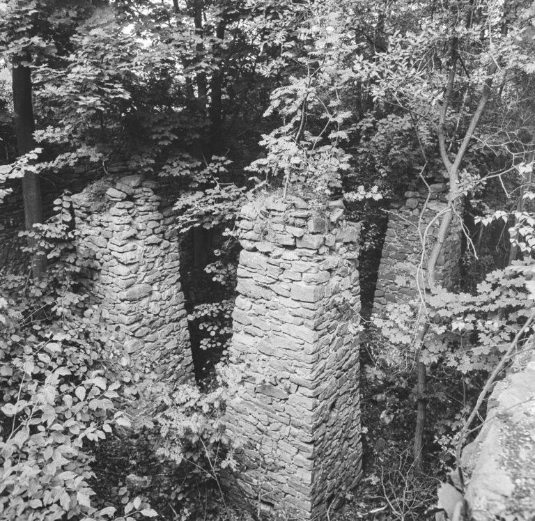 Widok z muru oporowego