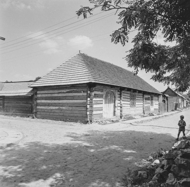 Świętokrzyskie region cottage
