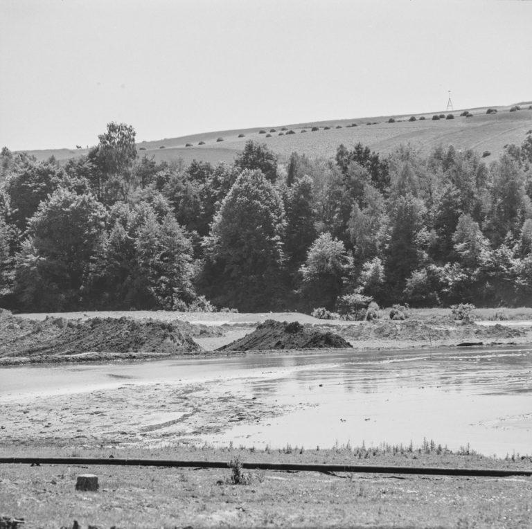 Krajobraz kopalniany