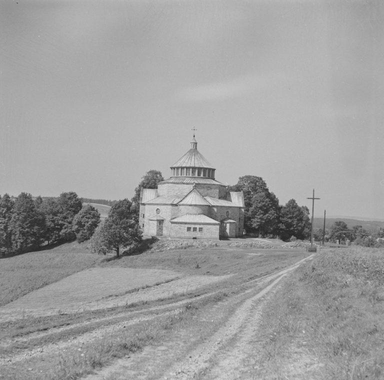 Kościół od wschodu