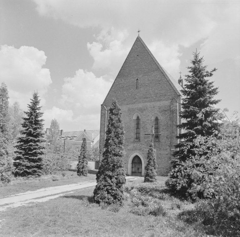 Zawichost – kościół parafialny