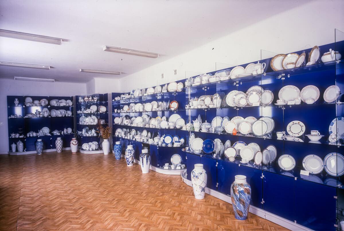 Porcelany, wzorcownia