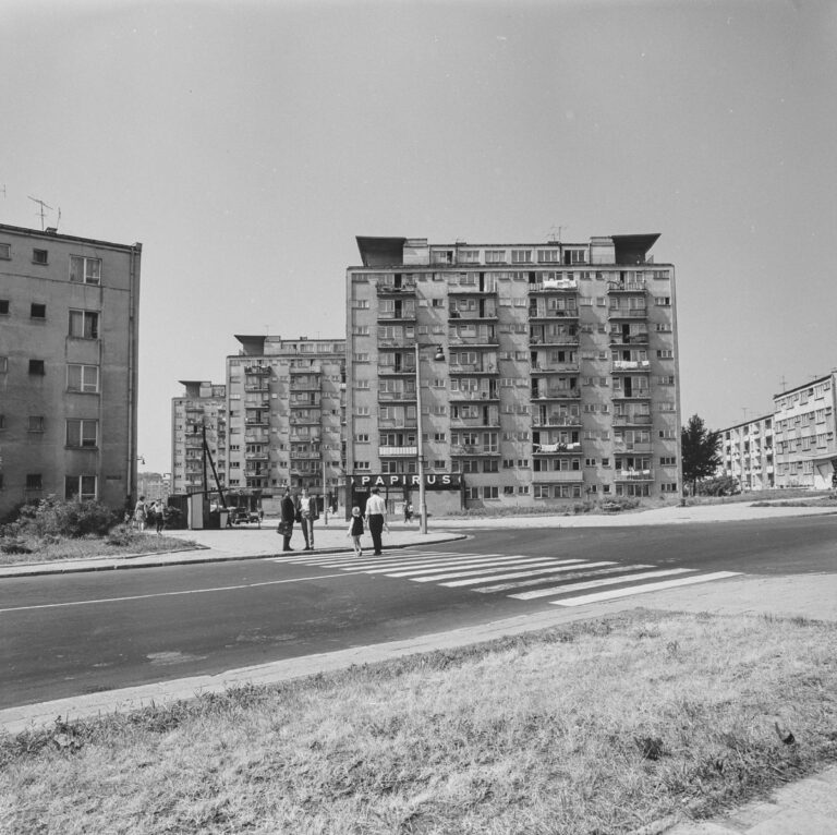 """XV lecia PRL"" housing estate"