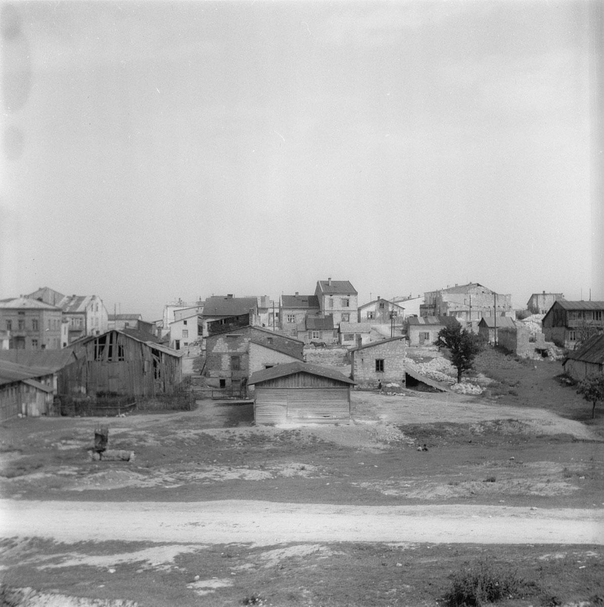 Panorama of Stopnica