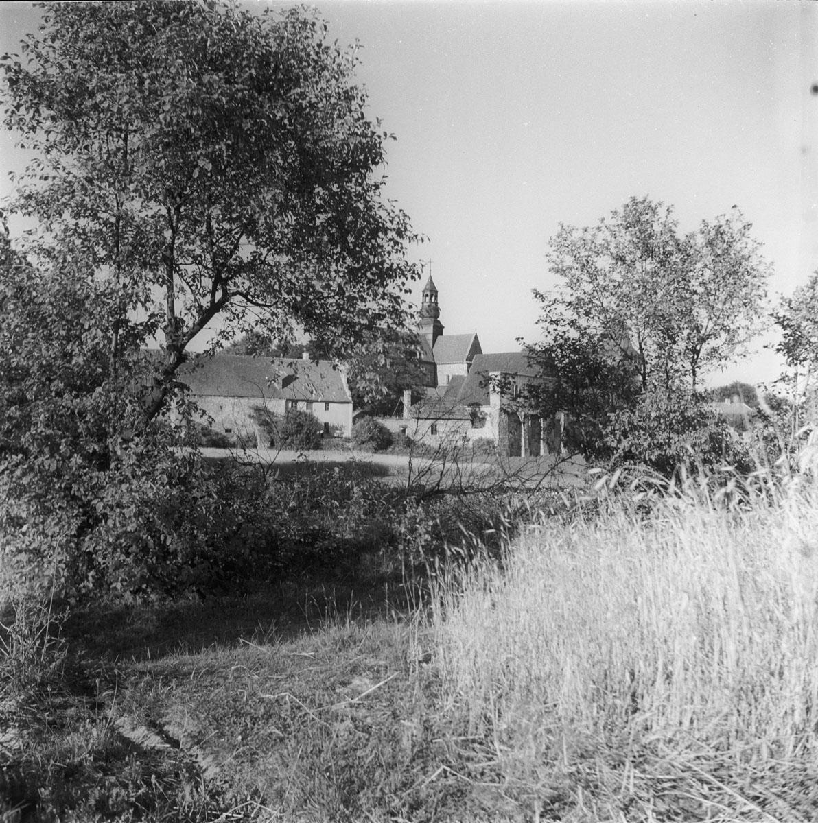 Klasztor z pól
