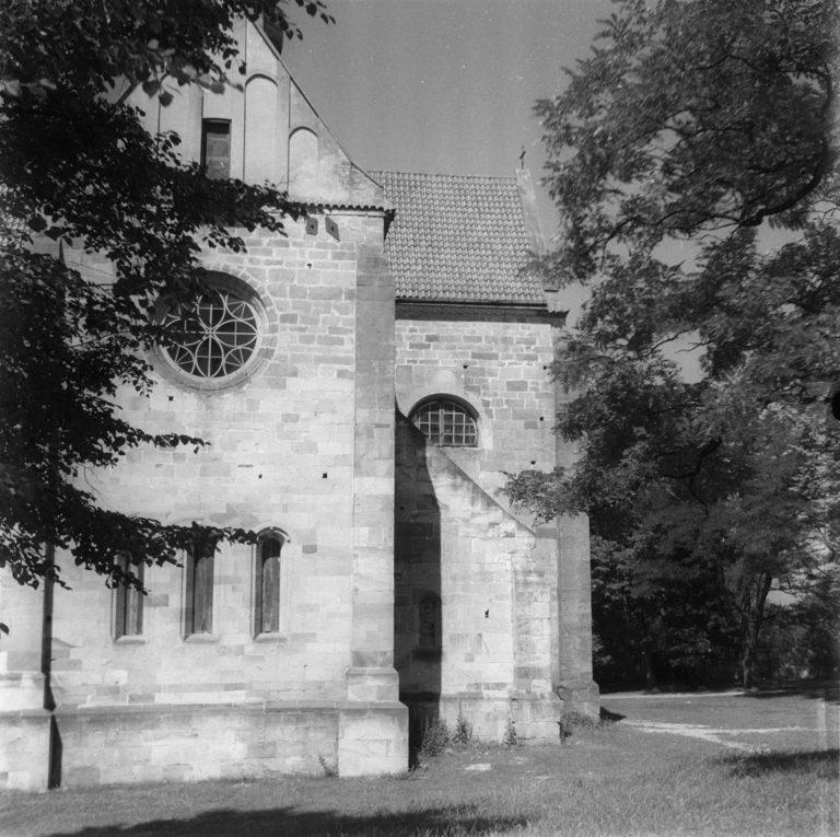 Fragment kościoła
