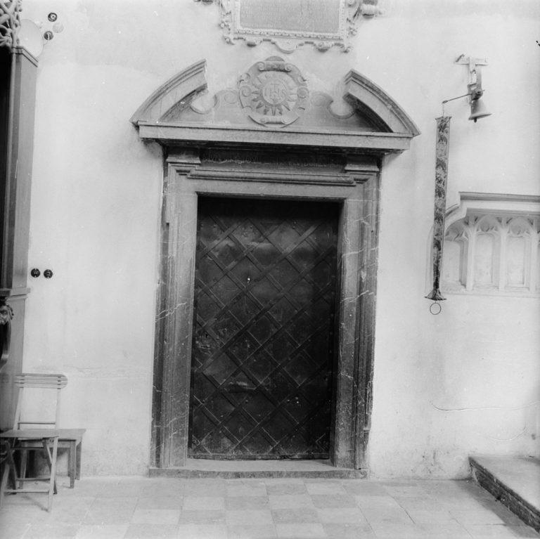 Portal do zakrystii
