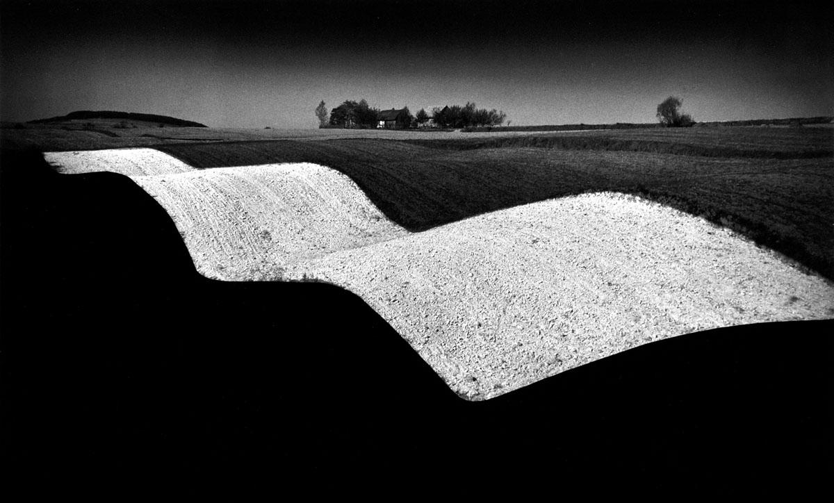 Krajobraz falisty