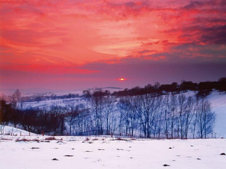 Zima w Krajnie
