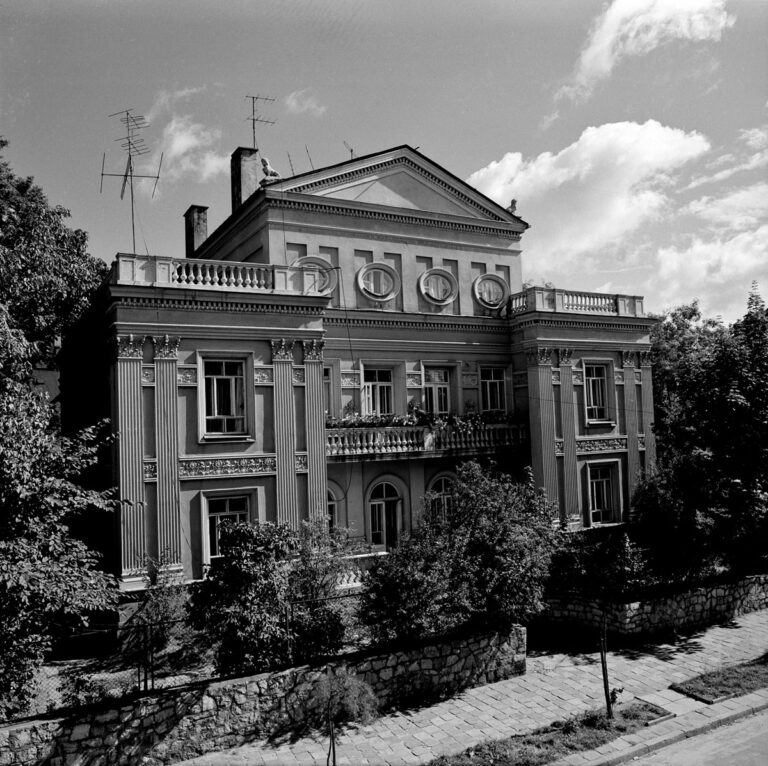 Pałac przy ul. Słowackiego w Kielcach