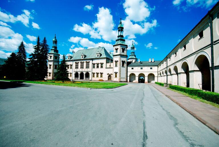 Muzeum Narodowe (dawny pałac biskupów) w Kielcach