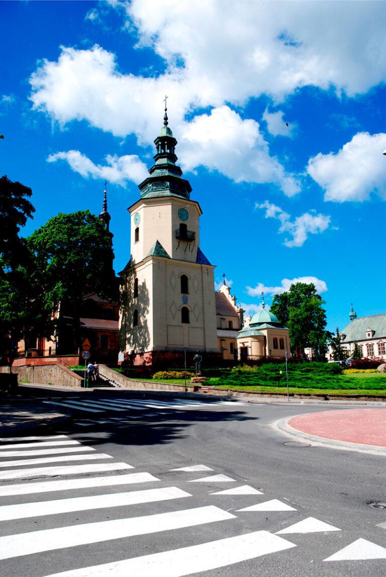 Dzwonnica katedralna w Kielcach