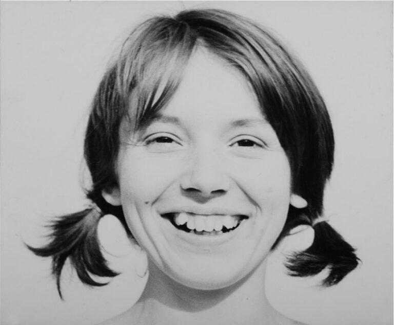 Radosny portret