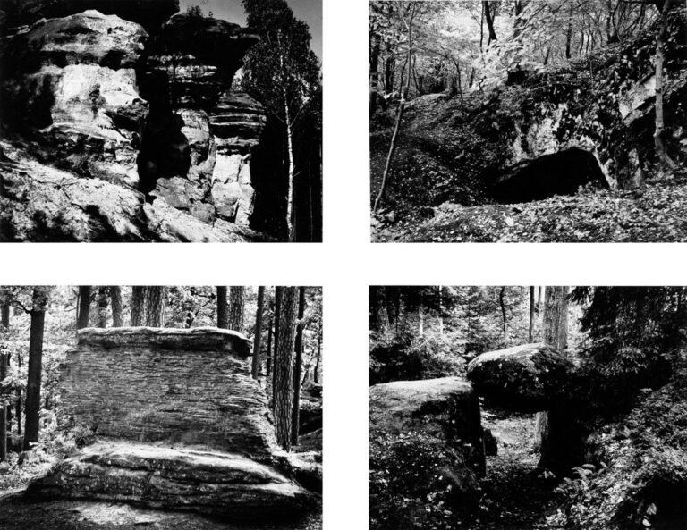 6B Rock outcrops
